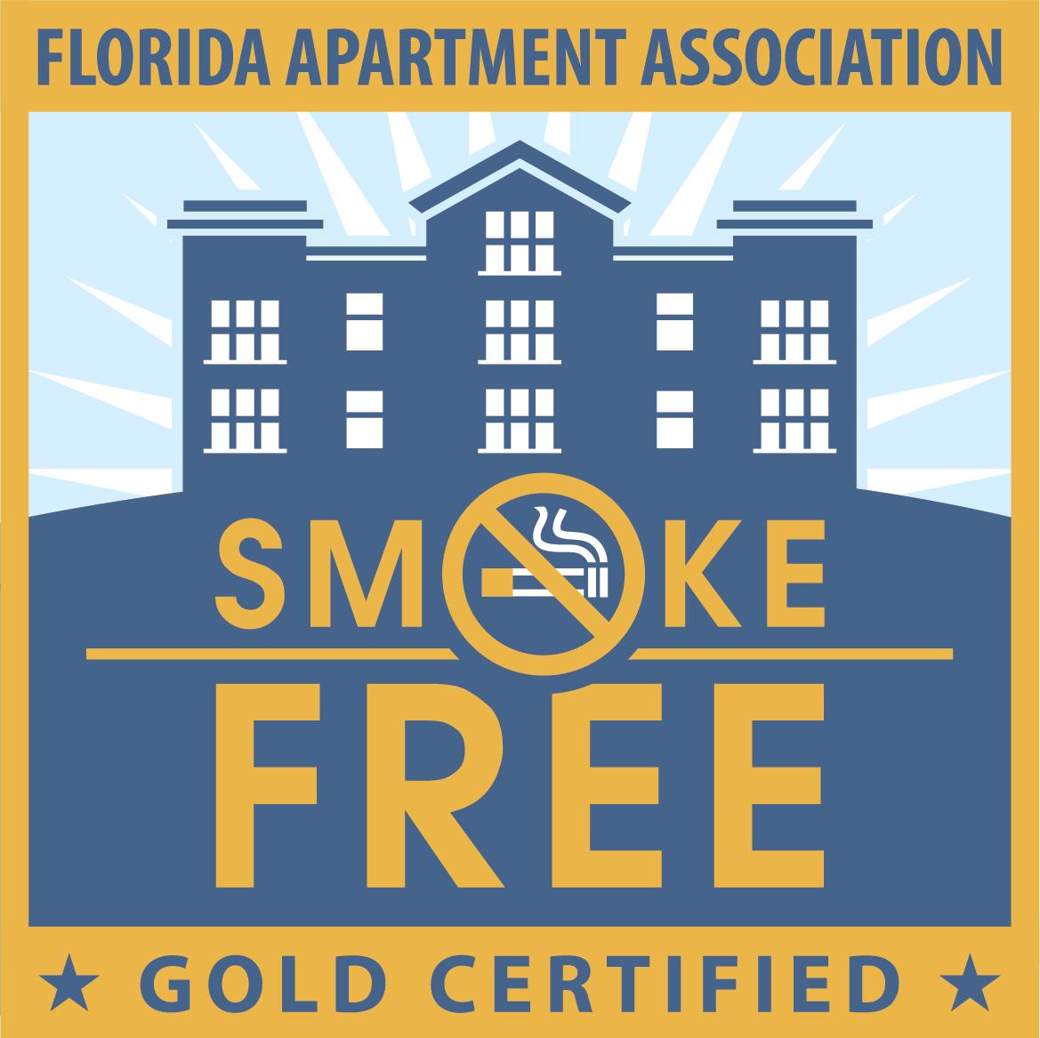 Smoke Free Gold Certified